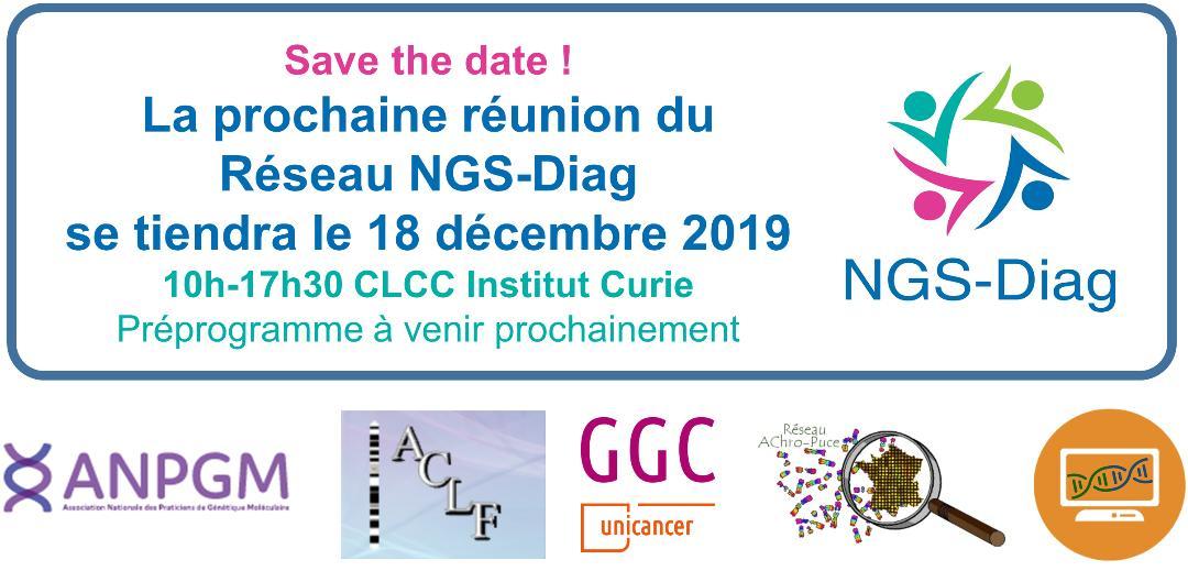 Réunion Réseau NGS-Diag